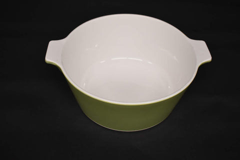 Corning ware Casserole Avocado Green without lid