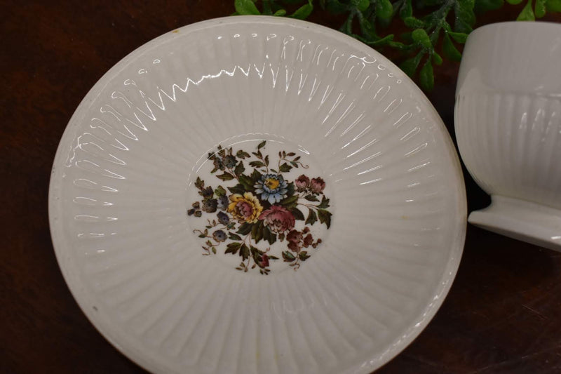 Wedgewood Conway - Fine Porcelain China - From England - Cup and Saucer