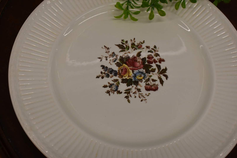Wedgewood Conway - Fine Porcelain China - From England - Round Appetizer Platter