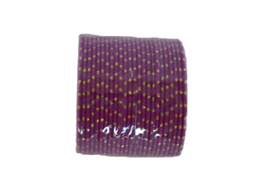 Metal Bangles in Lilac Purple color. Size- 2.8/2.10