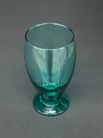 Green Tint Tumbler Glass