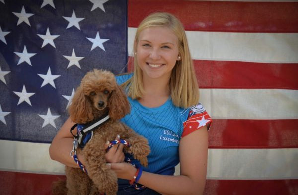 Interview with AKC EOJ Team USA Member Anna Gigstad