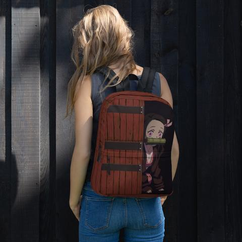 Nezuko Backpack | MerchOneesan EXCLUSIVE