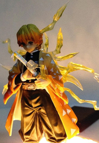 Zenitsu Thunder LED Version | Action Figure