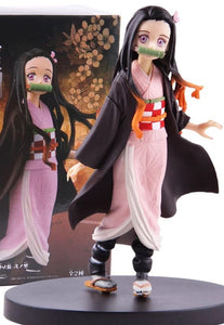 Nezuko Cute Pink Dress Version | Action Figure