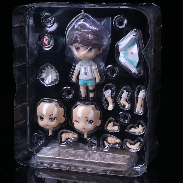 Oikawa Toru Action Figure | Chibi