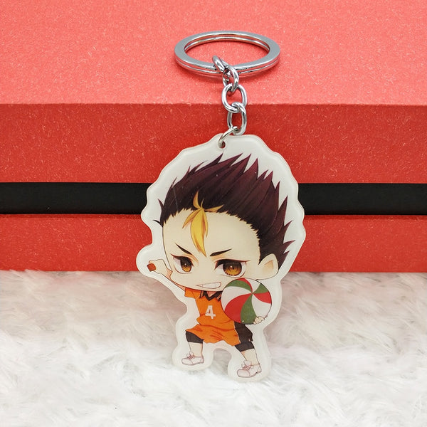 Hinata And Others Keyring | Keychains