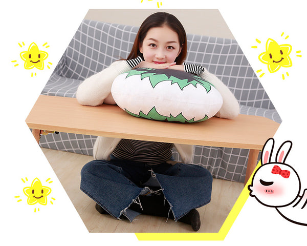 Cute Plush Pillows | Two Different Sizes!