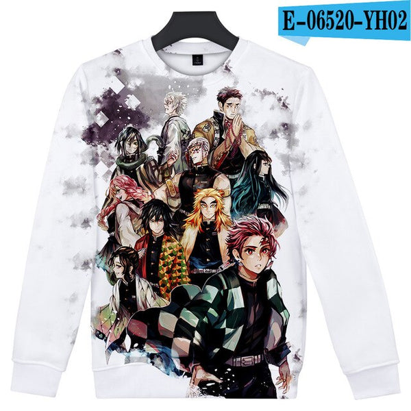 Yaiba Sweatshirts | 11 Different Designs!