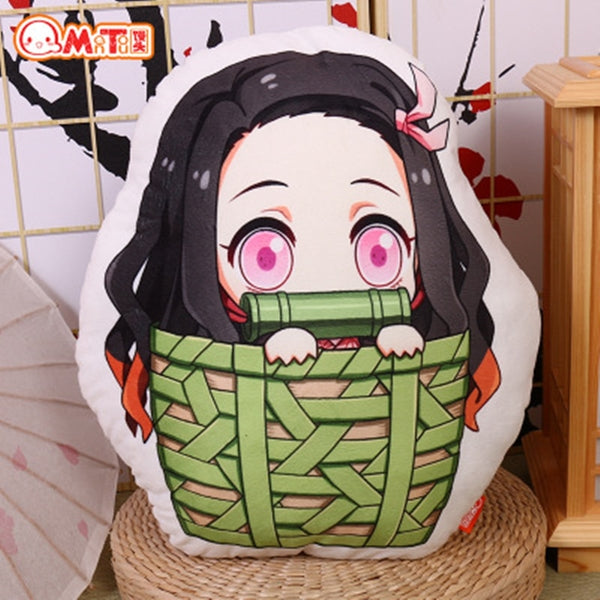 Cute Plush Pillow | Nezuko