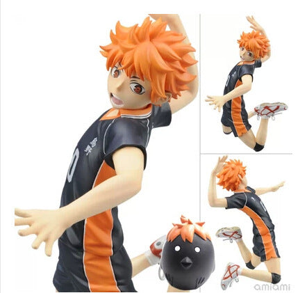 Hinata in Action | High Quality Action Figure