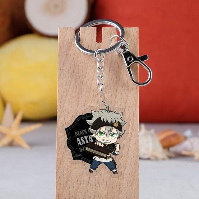 Chibi Clover Keychain | 11 different Designs