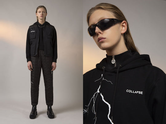 AW1920 : Collapse - Women | WASTED PARIS