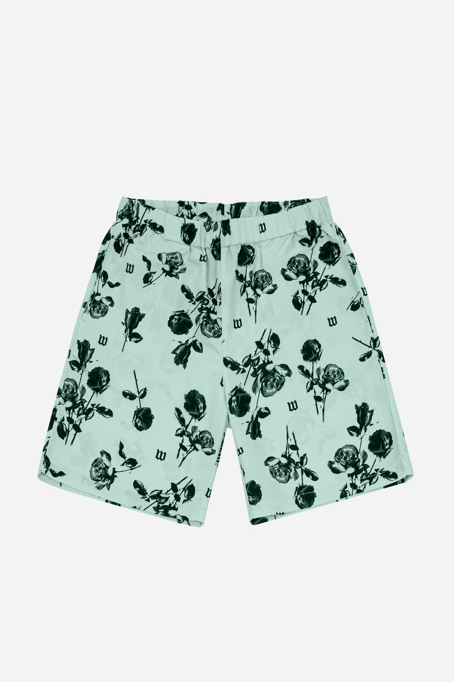 Short All Over Charming Menthe