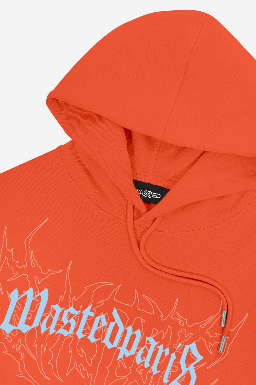 Orange Shadow Bridge Hoodie