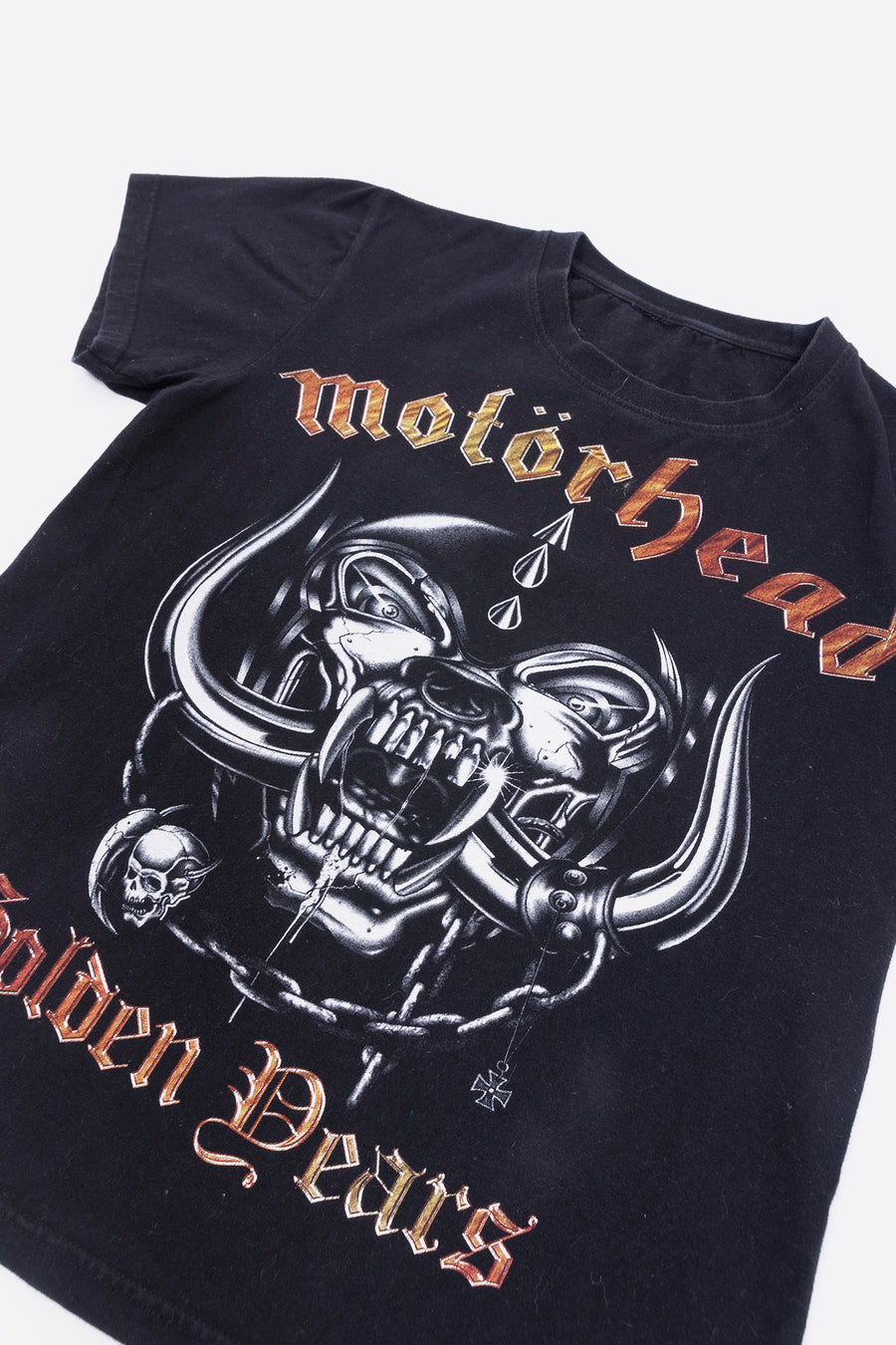 T-shirt Motorhead Golden Tears