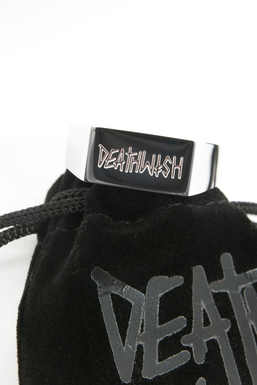 Bague Deathwish - WASTED PARIS