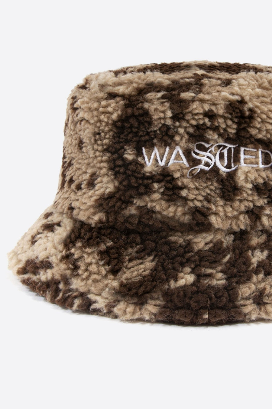 Bob Sherpa Camo Sable - WASTED PARIS