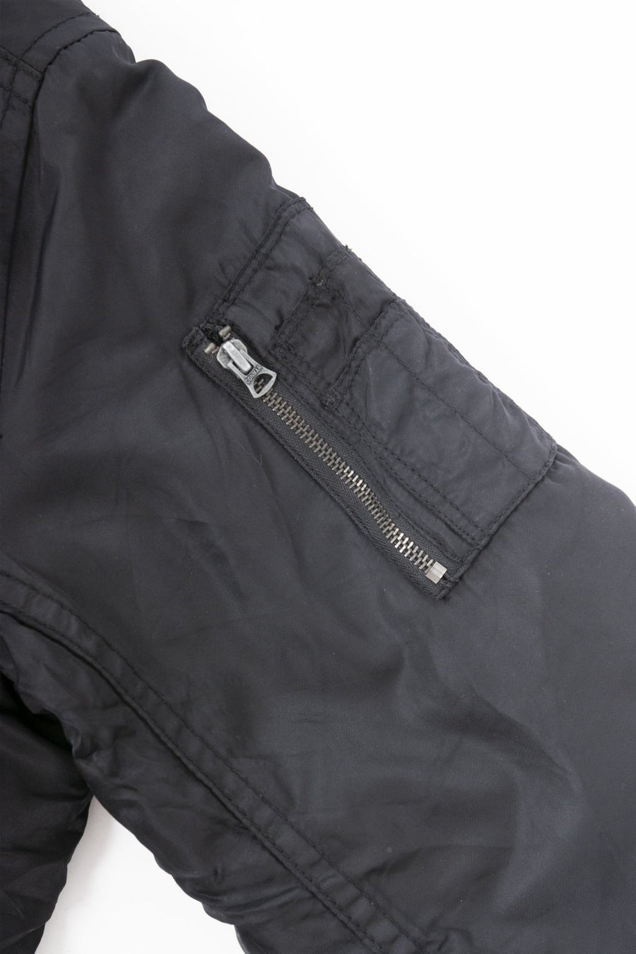 Bomber Polo Jeans Noir - WASTED PARIS