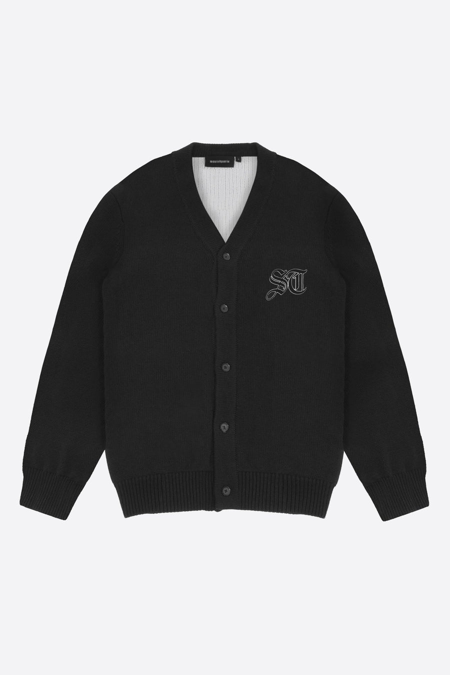 Cardigan Signature Noir - WASTED PARIS