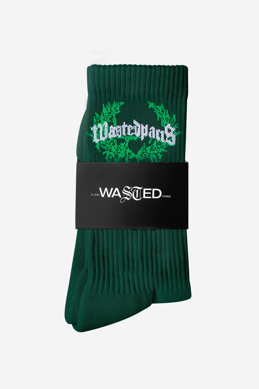 Chaussettes Columbia Forêt - WASTED PARIS