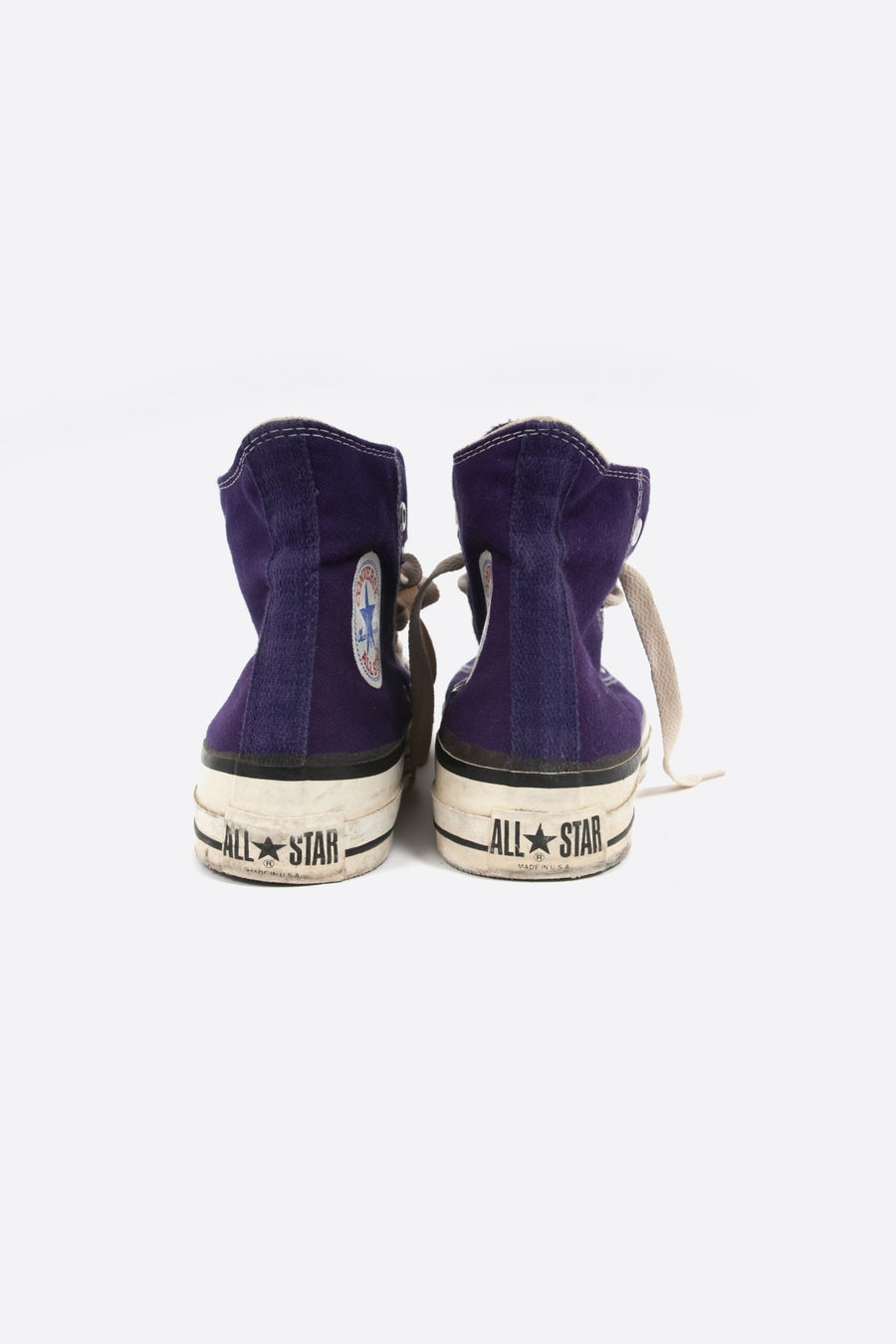 Converse Violette Made In USA - WASTED PARIS