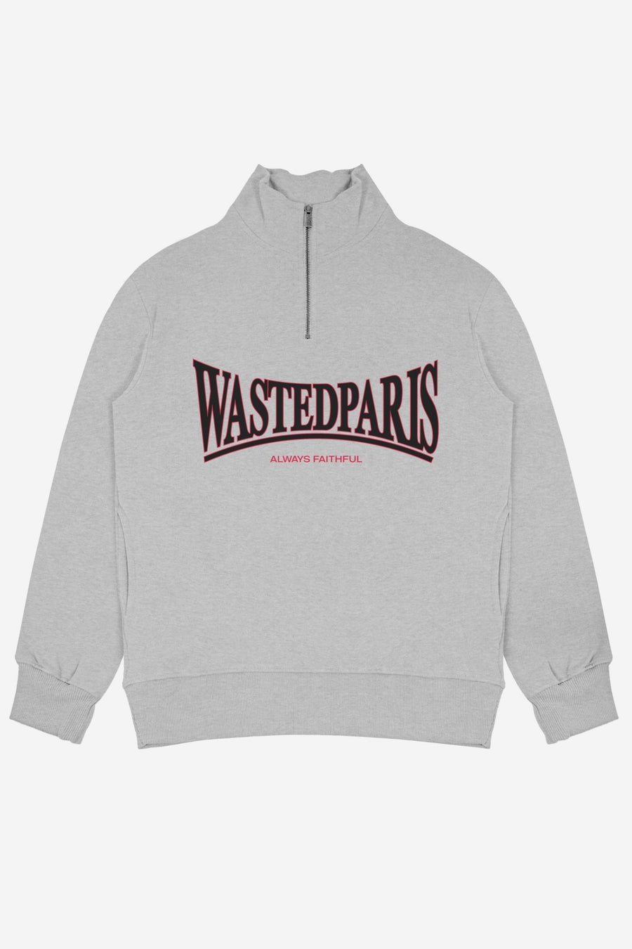 Crew Funnel Casual Gris - WASTED PARIS