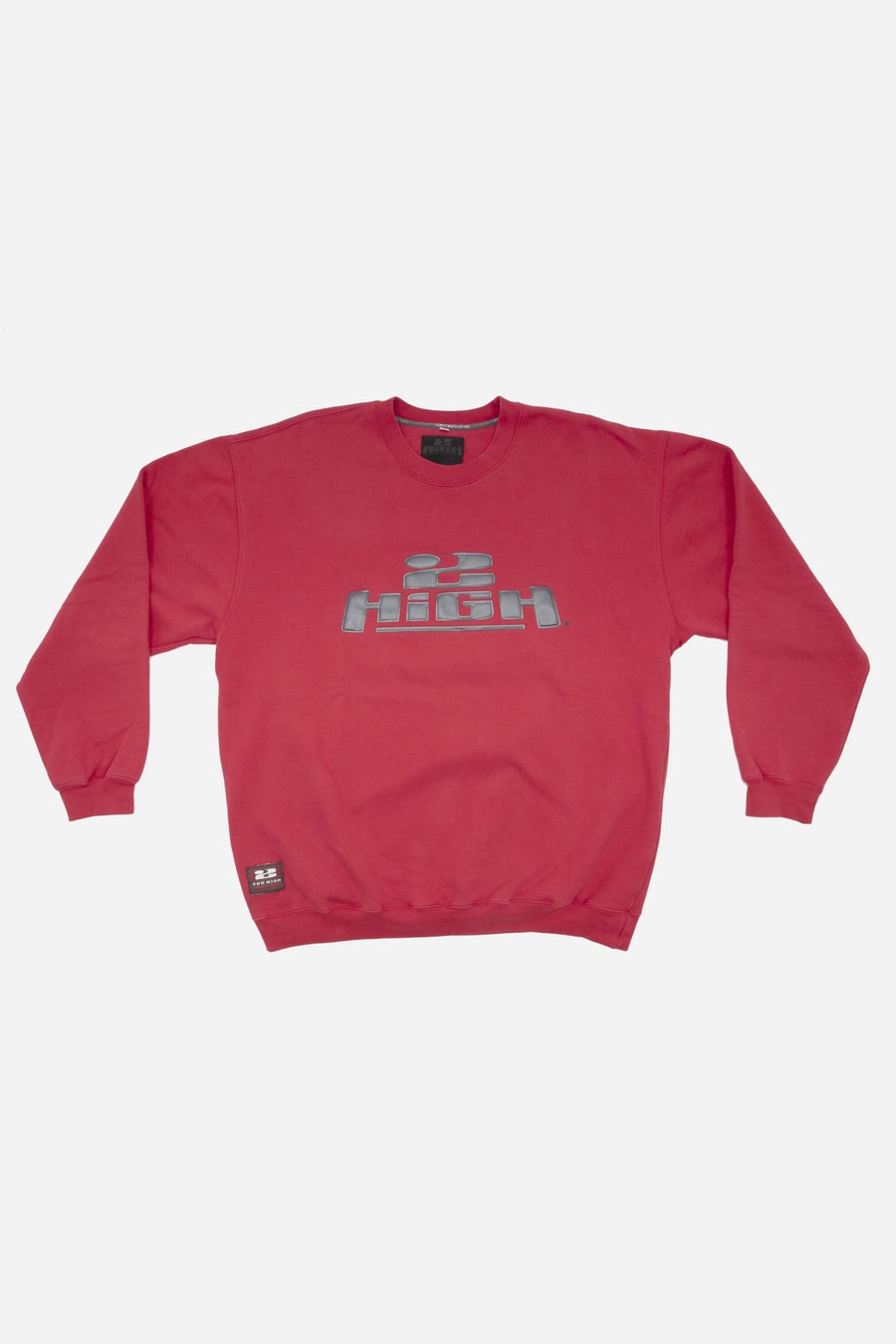 Crewneck 2High - WASTED PARIS