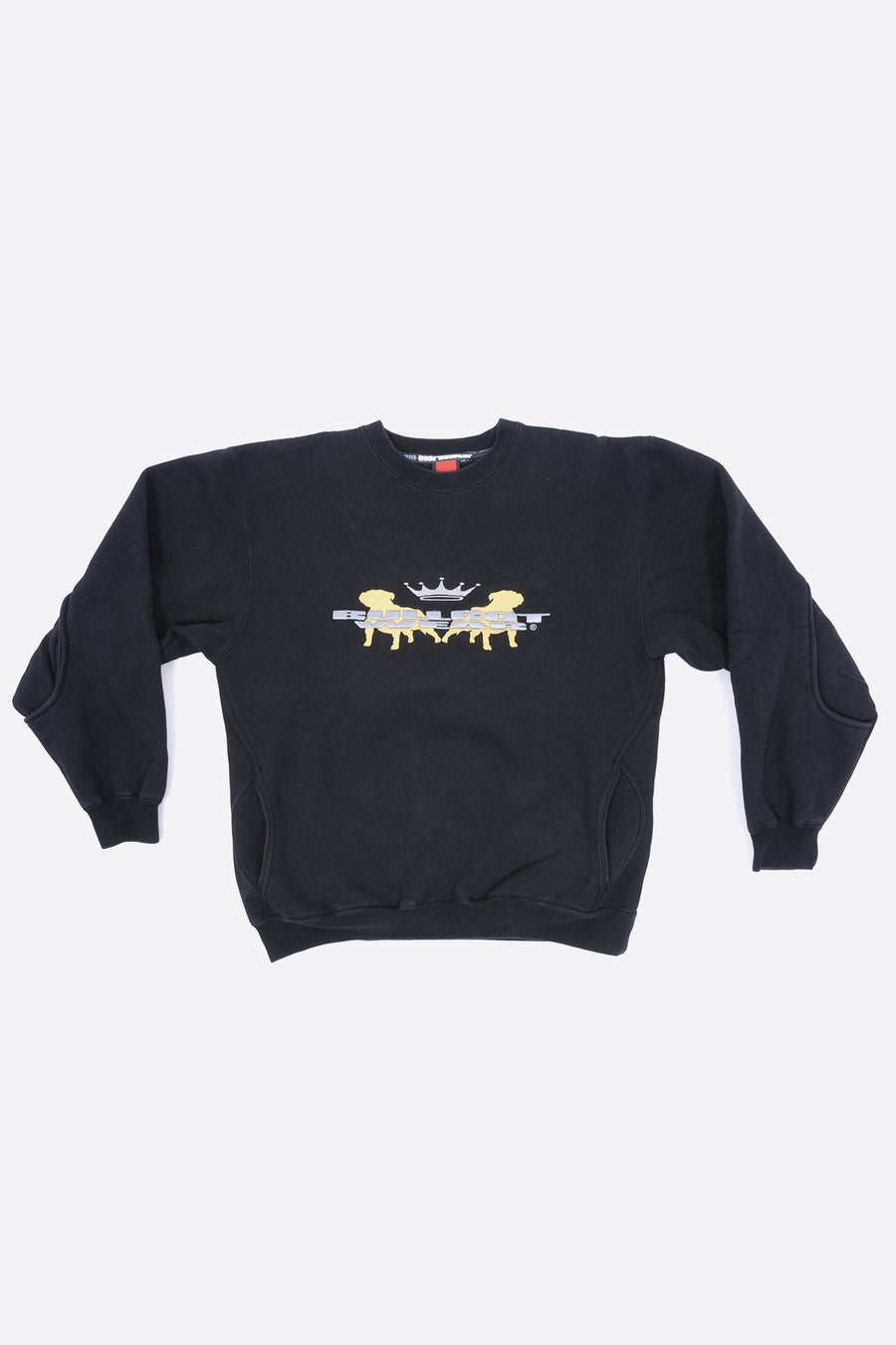 Crewneck Bullrot Noir - WASTED PARIS