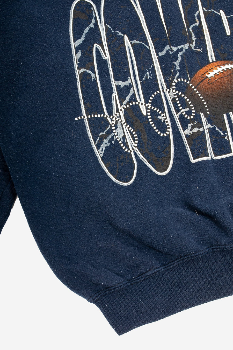 Crewneck Dallas cowboys - WASTED PARIS