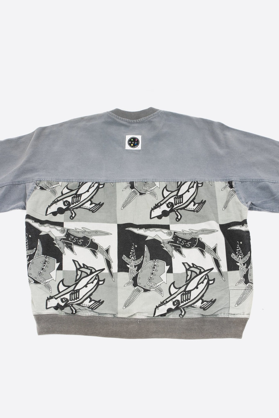 Crewneck Gris Maui - WASTED PARIS