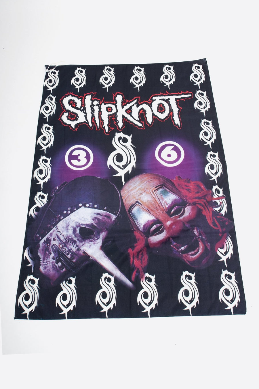 Drapeau Slipknot Mask - WASTED PARIS