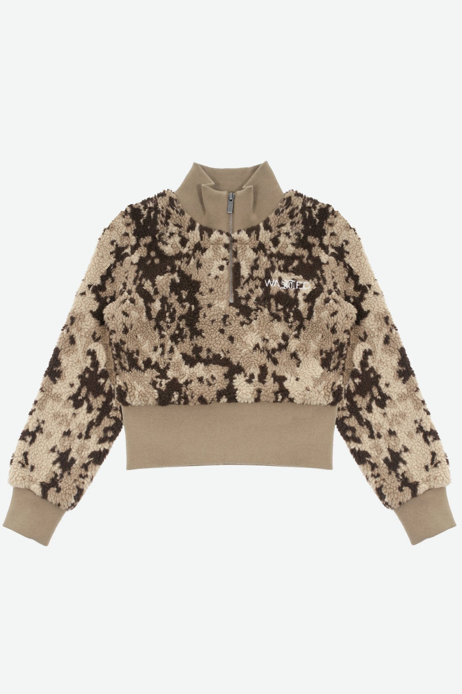 Funnel Femme Abstract Camo Sable - WASTED PARIS