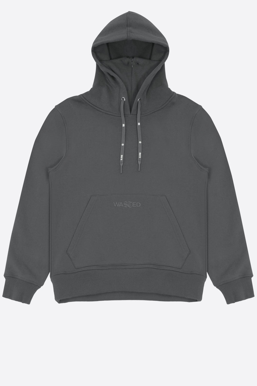 Hoodie Essentiel Gris - WASTED PARIS