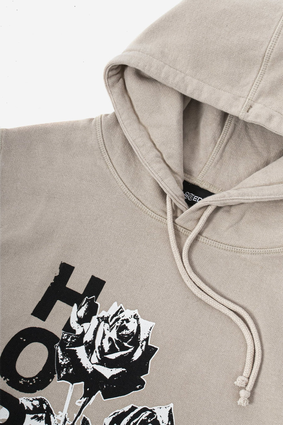 Hoodie Hope Délavé Sable - WASTED PARIS