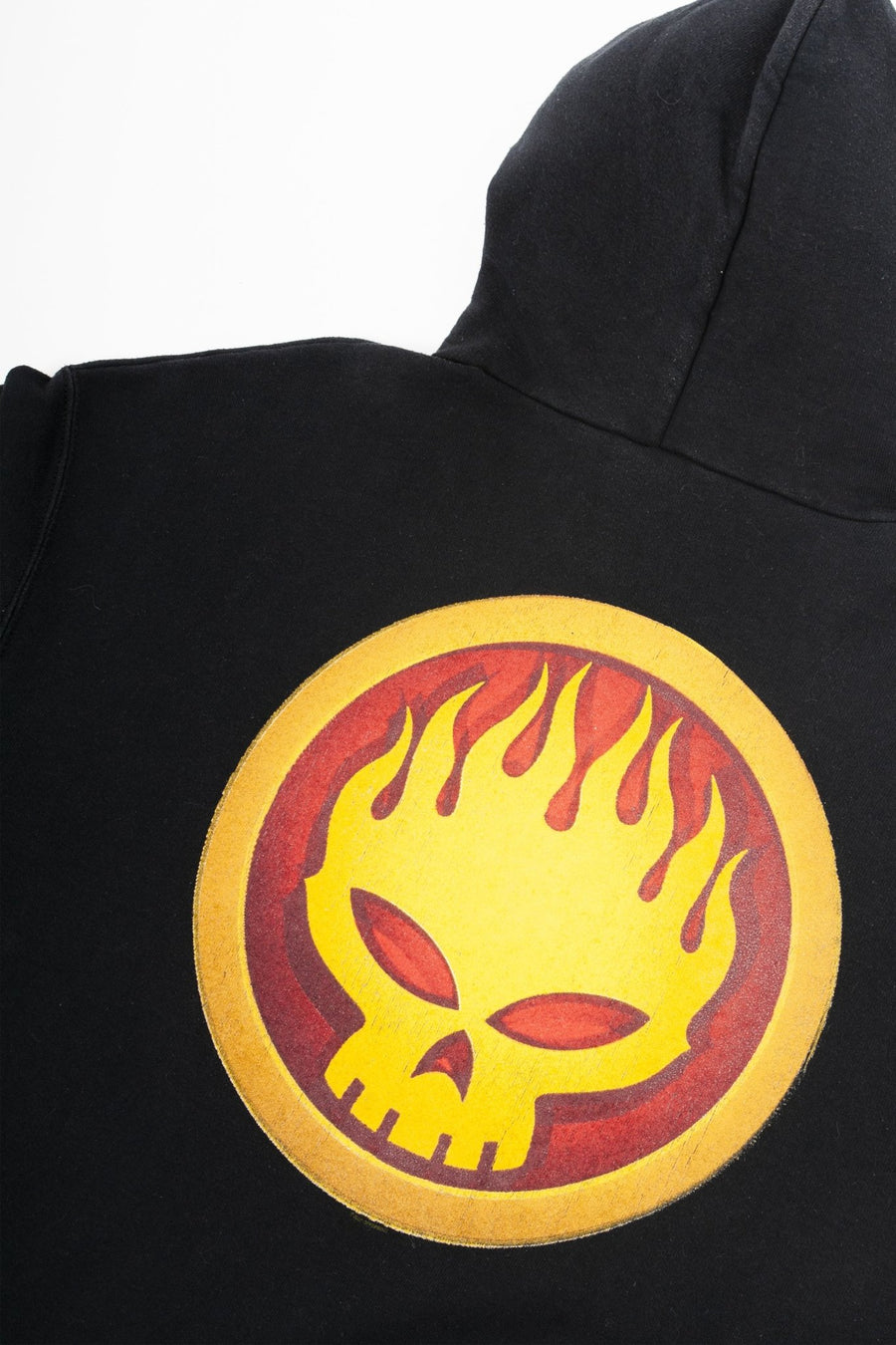 Hoodie The Offspring Burning Head - WASTED PARIS