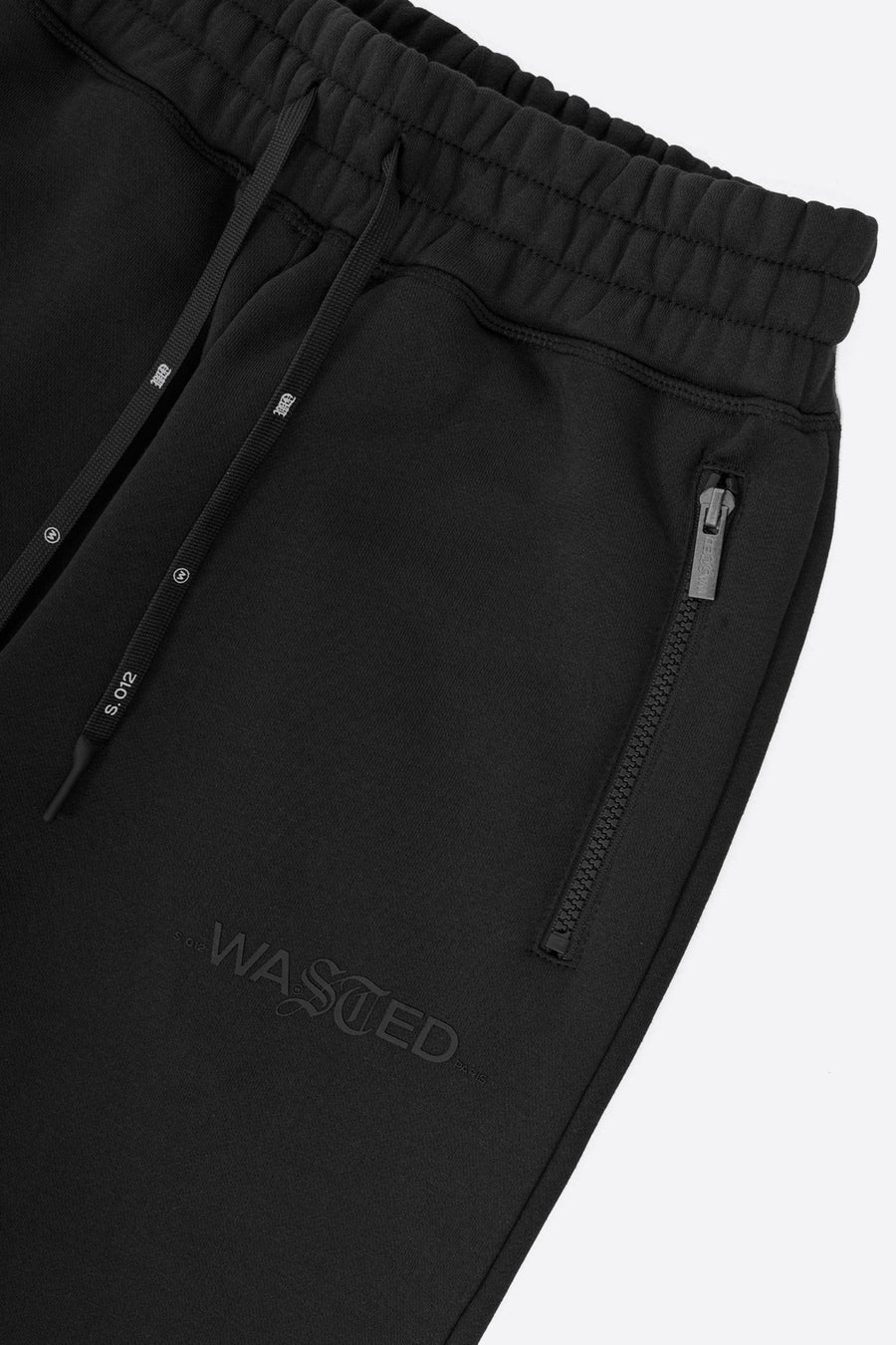 Jogging Essentiel Noir - WASTED PARIS