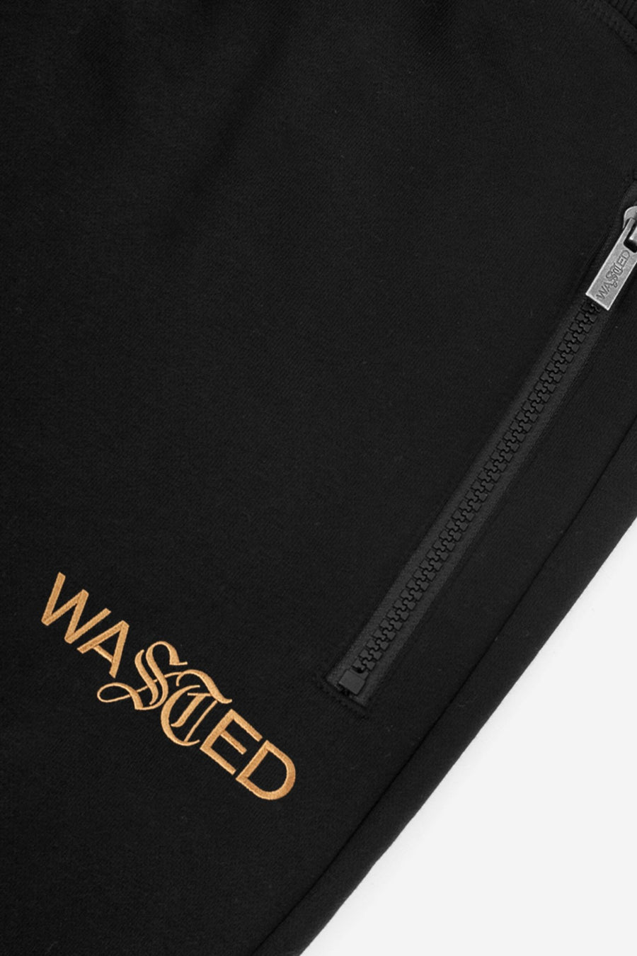 Jogging Essentiel Noir SS21 - WASTED PARIS