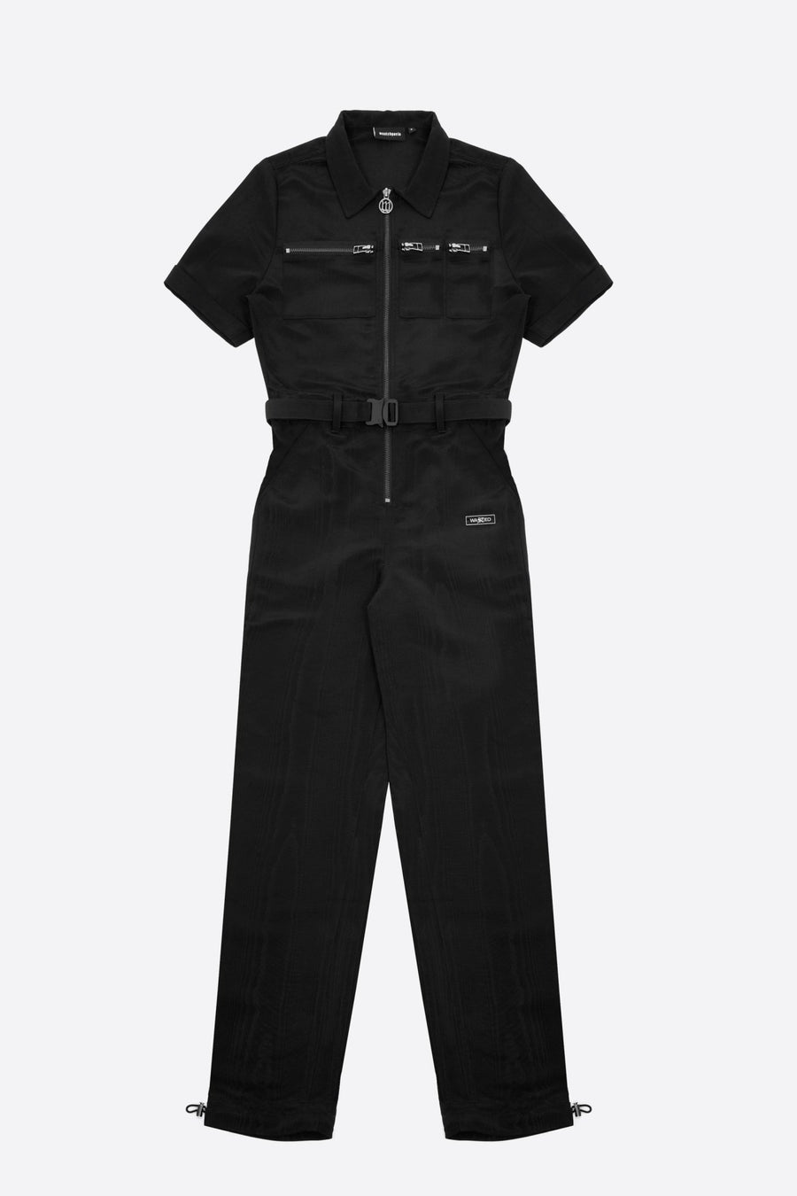 Jumpsuit Basswood Noir - WASTED PARIS