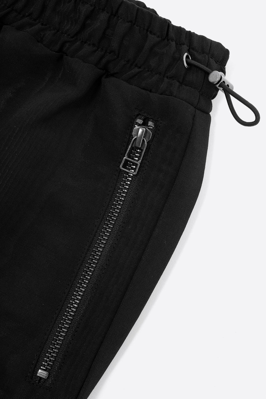 Pantalon Basswood Noir - WASTED PARIS