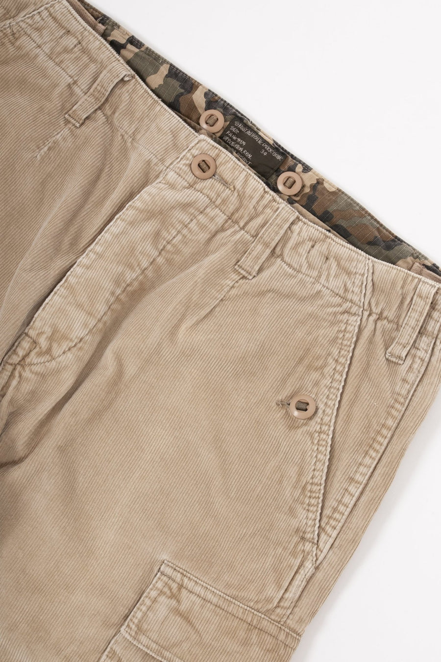 Pantalon Cargo Stussy Beige - WASTED PARIS
