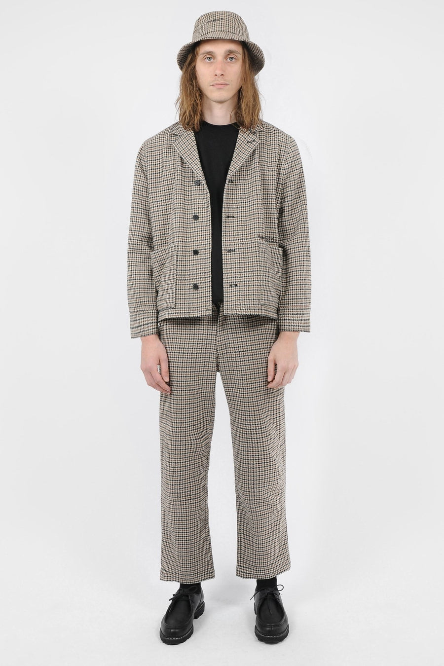 Pantalon Houndstooth - WASTED PARIS