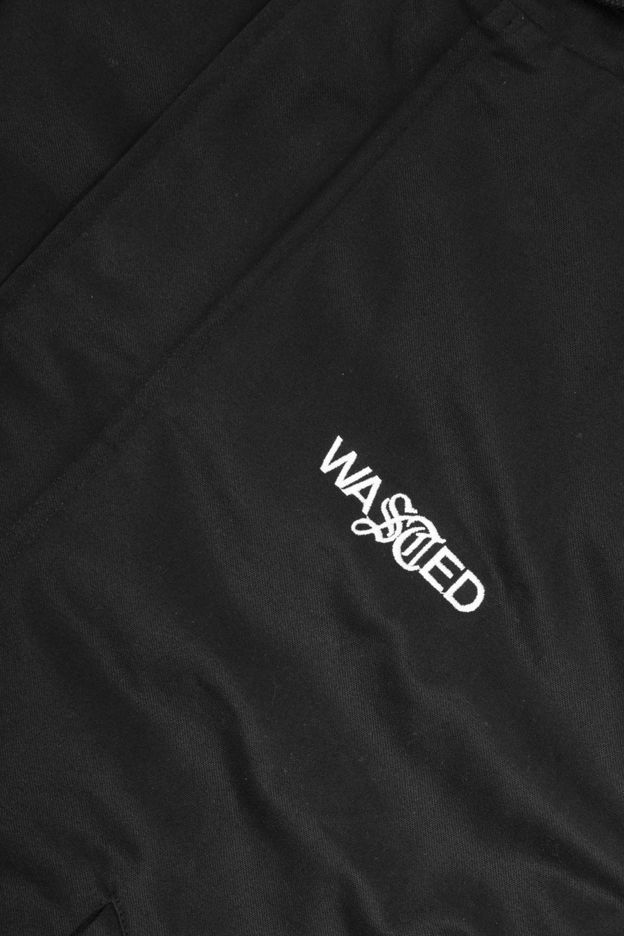 Parka Ace Noir - WASTED PARIS