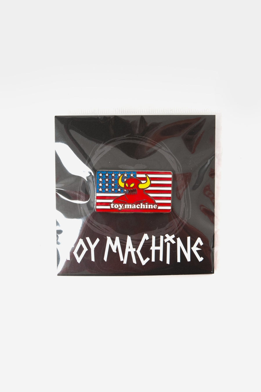 Pin's Toy Machine American Monster - WASTED PARIS
