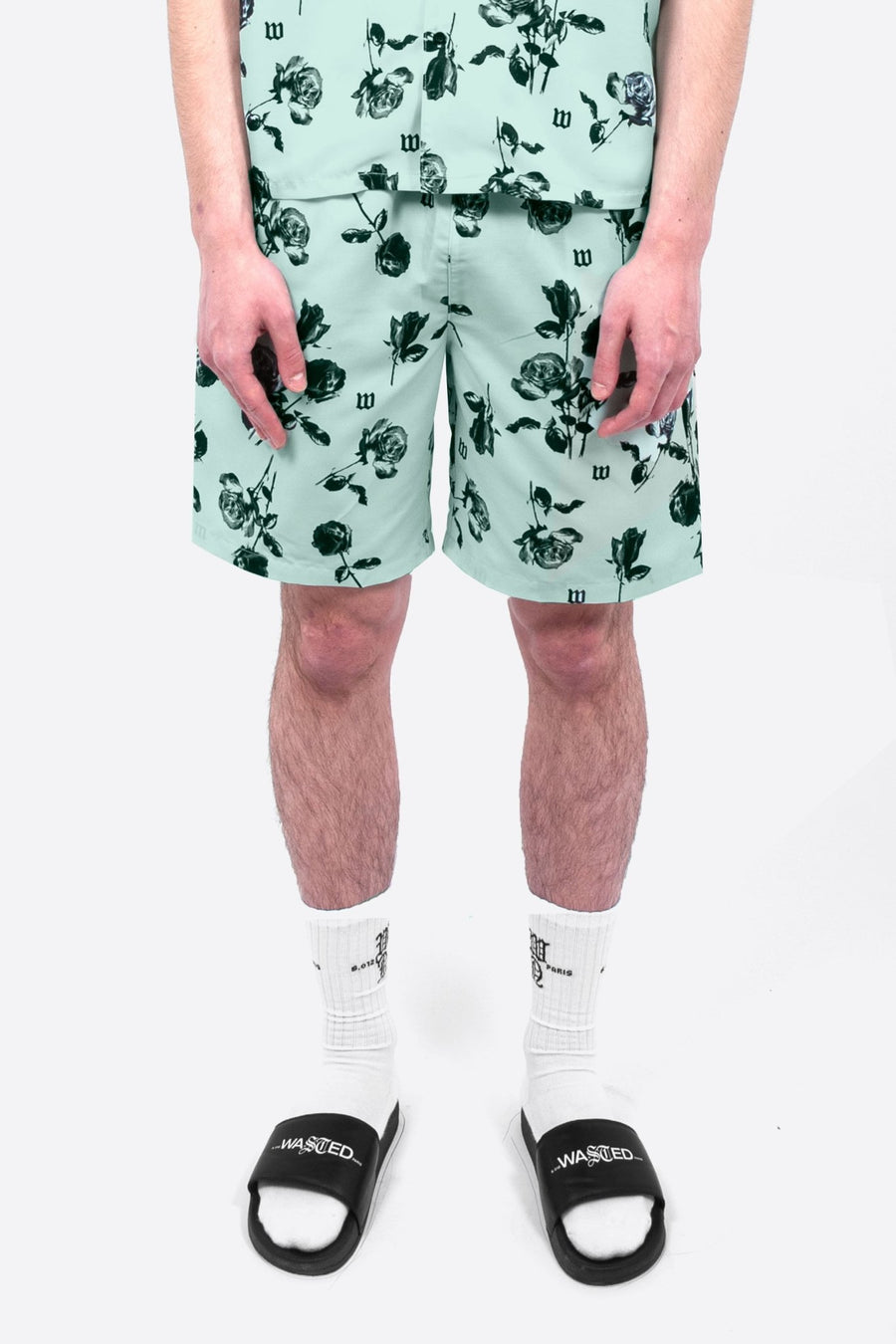 Short All Over Charming Menthe - WASTED PARIS