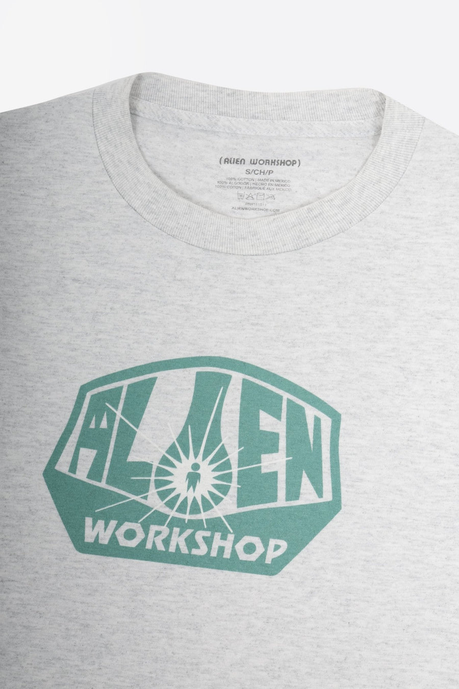 T-shirt Alien Ware Workshop - WASTED PARIS