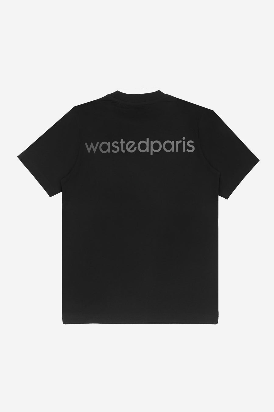 T-shirt Alone Noir - WASTED PARIS
