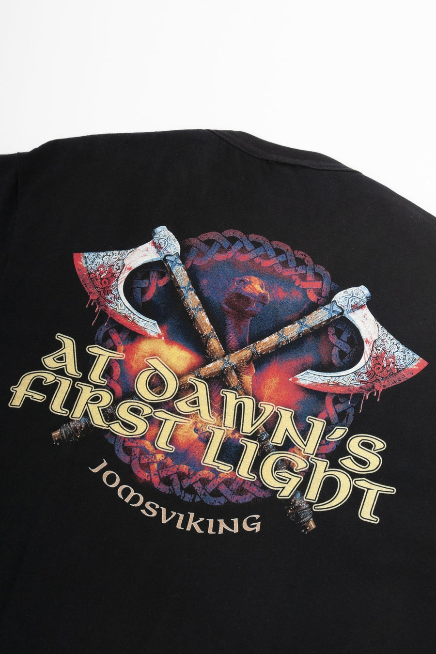 T-shirt Amon Amarth Drakkar - WASTED PARIS