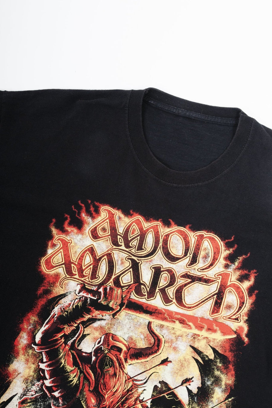 T-shirt Amon Amarth Viking Soldier - WASTED PARIS