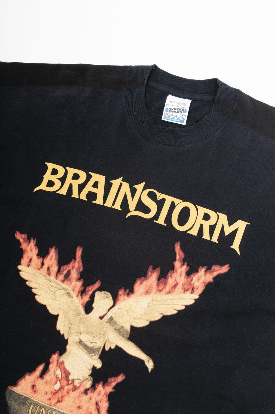 T-shirt Brainstorm Anger - WASTED PARIS